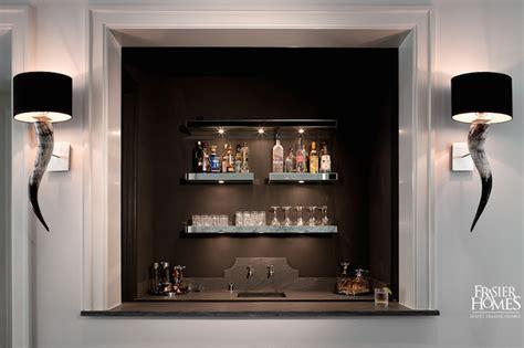 Floating Bar Shelves Design Ideas