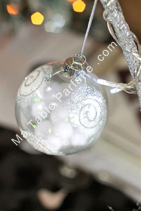1000 id 233 es 224 propos de boule transparente sur boule de noel transparente