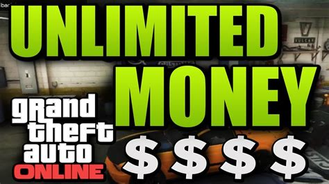 ''unlimited Money Hack/mod'' [ps3/ps4/xbox