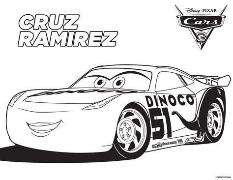Cars 3 Coloring Pages -free Printable Coloring Sheets For