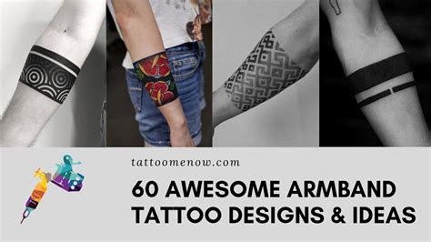armband tattoos  awesome ideas   perfect armband
