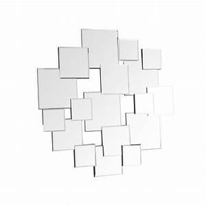 Miroirs Design Contemporain : miroir contemporain pas cher ~ Teatrodelosmanantiales.com Idées de Décoration