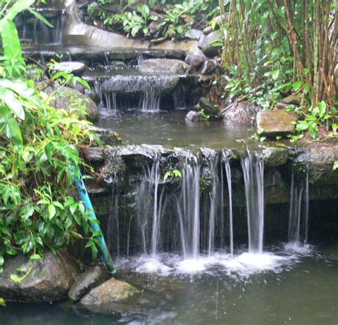 how to make artificial waterfall file artificial waterfall jpg