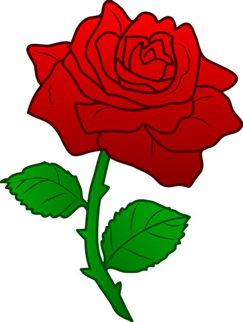 Roses Clip Beautiful Clipart Rosas Pencil And In Color Beautiful