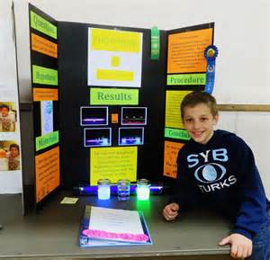 Kids Science Fair Project