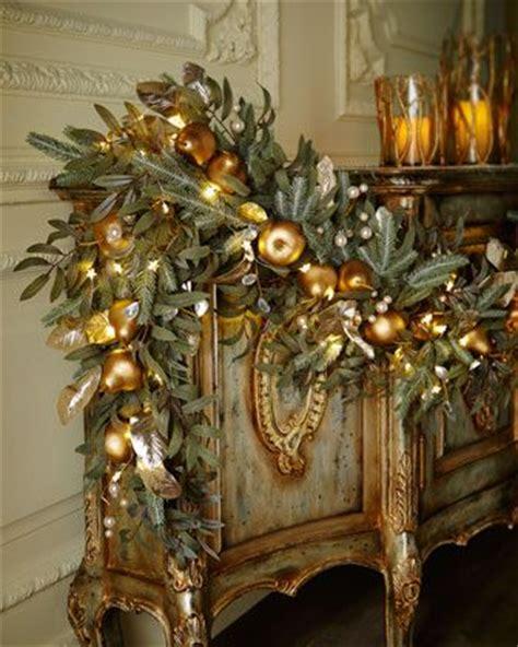 decoracion  navidad en color beige  dorado navidad