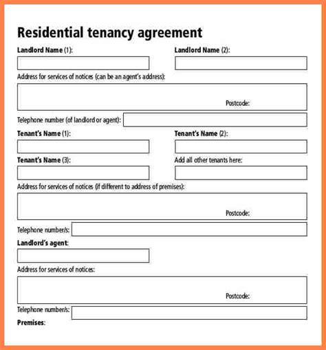 assured shorthold tenancy agreement template word