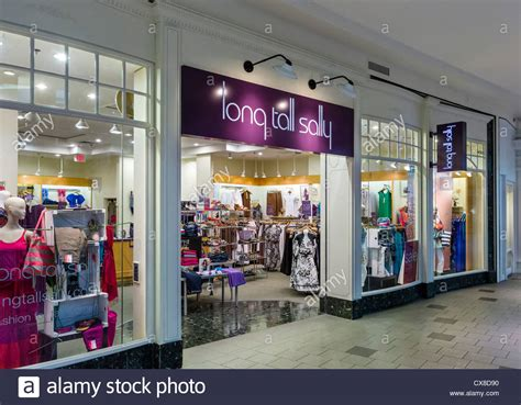 long tall sally store in the mall of america bloomington