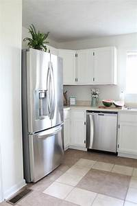 dover white kitchen cabinets refresh restyle With kitchen colors with white cabinets with instagram story stickers
