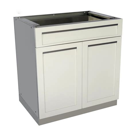cabinet with drawers and doors 4 life outdoor stainless steel drawer plus 32x35x22 5 in