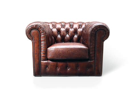 fauteuil chesterfield cuir marron fauteuil chesterfield original