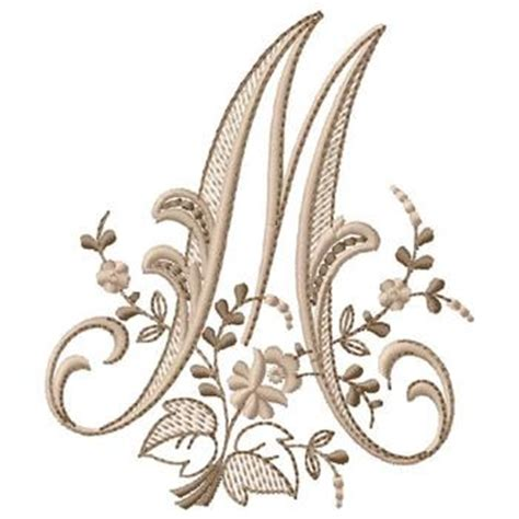 monogram  embroidery designs machine embroidery designs  embroiderydesignscom