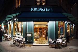 Boutique Orange Paris 9 : petrossian un nouvel crin gastronomique dans le 17e ~ Dailycaller-alerts.com Idées de Décoration
