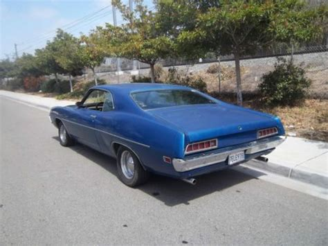 buy used 1970 ford fairlane 500 torino in san diego california united states