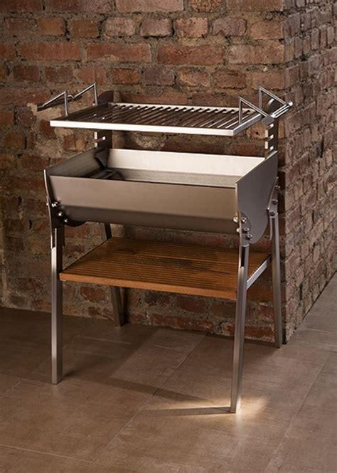 grill aus edelstahl selber bauen design grill aus edelstahl einzelst 252 ck hochleistungsgrill f 252 r den erfahrenen grillexperten