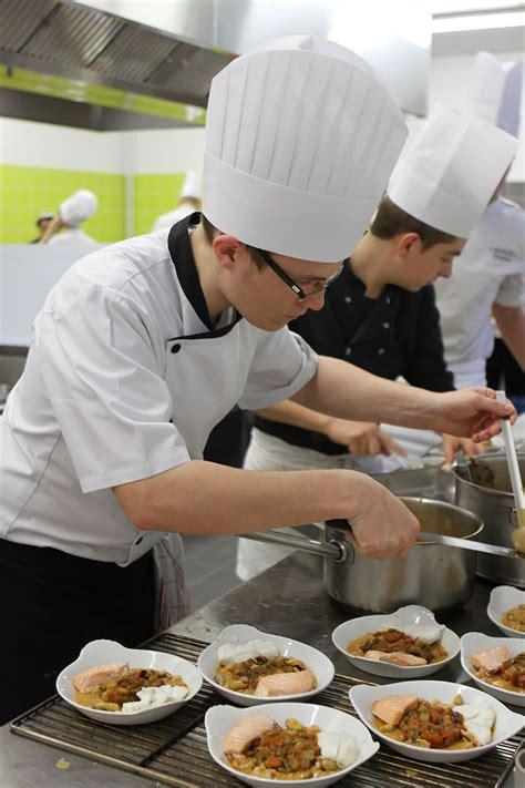 bac pro cuisine ecole hôtelière daniel brottier