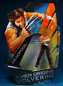 Image X Men Origins Wolverine Figure 2 Marvel