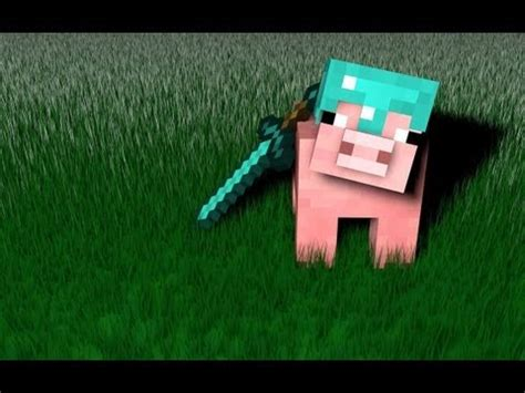 pigs life minecraft animation youtube