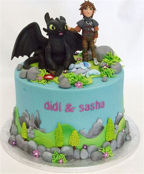 toothless cake ideas  pinterest baby