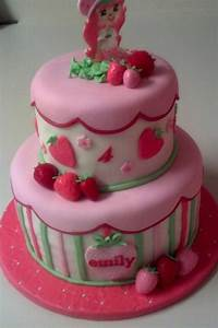 Birthday Cakes Images. Beautiful Pink Little Girls ...