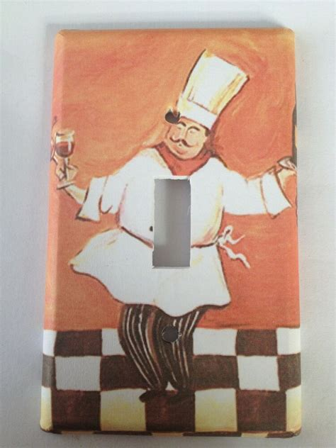 home decor outlet chef pizza kitchen italian kitchen light switch covers