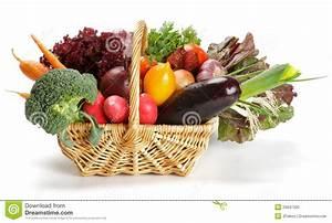 Obst Und Gemüsekorb : gem sekorb stockfoto bild 25847300 ~ Markanthonyermac.com Haus und Dekorationen