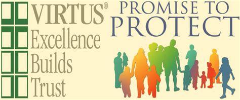 virtus protecting gods children saint michael parish