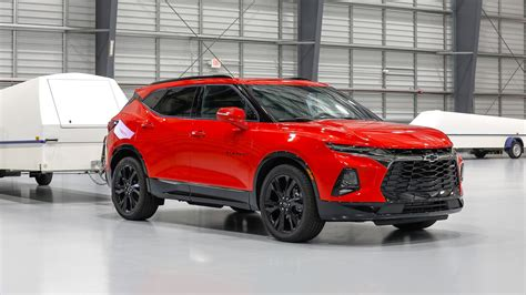 2019 Chevy Blazer Wallpaper by Report The Chevy Blazer Will Get A Three Row Variant Next