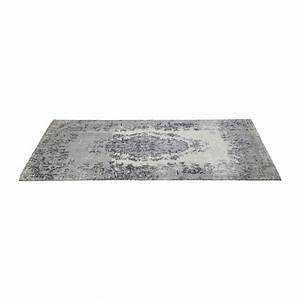 Tapis carre kelim pop gris 240x170 kare design for Tapis carré design