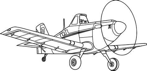 plane coloring pages disney planes coloring pages wecoloringpage