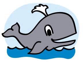 Cartoon Whale Clipart - Clipart Kid