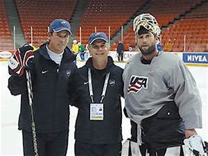 Health Center Physician Works with USA Hockey Team