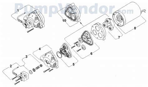 Shurflo Parts List