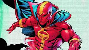 Red Tornado Full Hd Wallpaper And Background Image