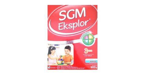sgm eksplor 3plus jual murah sgm eksplor 3plus presinutri box 900 gr