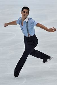 Javier Fernandez ( ESP)   Figure Skating   Pinterest   Male figure skaters Figure skating ...