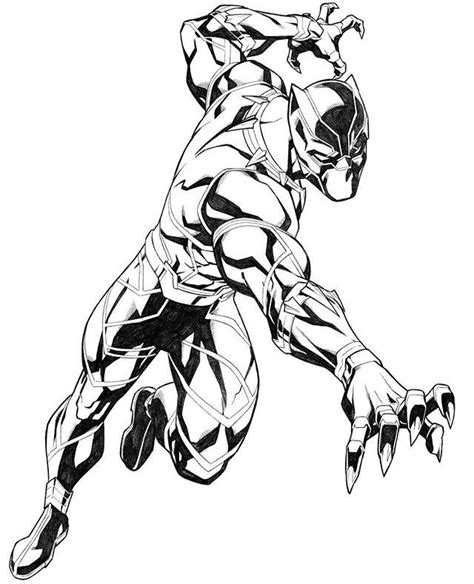 black panther coloring book black panther coloring pictures coloring pages