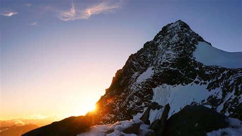 gipfel auf denen man gestanden sein muss bergwelten
