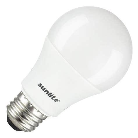 Sunlite 80710  A19 Aline Pear Led Light Bulb