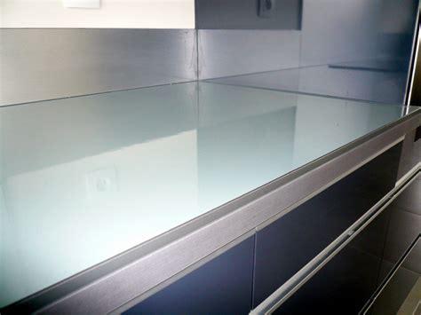 plan de travail cuisine en verre plan de travail cuisine en verre plan de travail cuisine