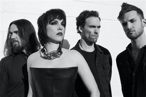 Halestorm Announce 'Reimagined' EP, Hear Stunning Song ...