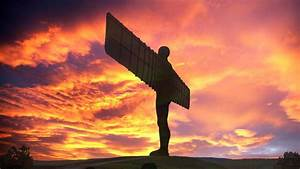 Angel of The North: The Landmark of Newcastle City ...