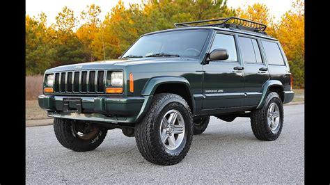 jeep xj davis autosports 2000 jeep xj stage ii lifted for