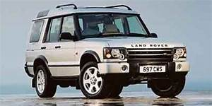 Range Rover Discovery Ii 1999-2004 Service Repair Manual