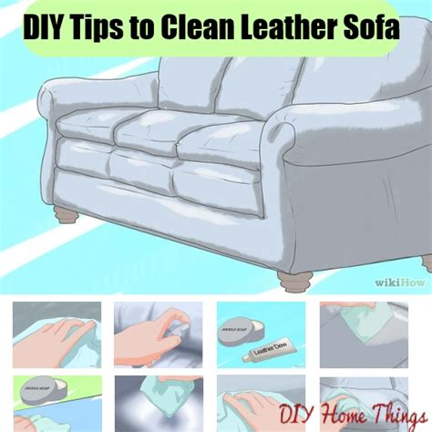 how can i clean leather sofa how to clean a leather sofa at home thesofa