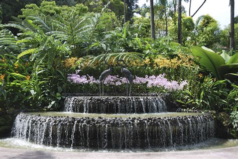 garden waterfalls ideas home garden design