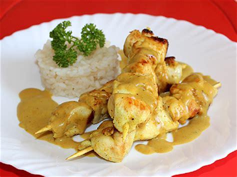 cuisine filet de poulet mini brochettes de filet de poulet marinées au curry et citron la cuisine des jours