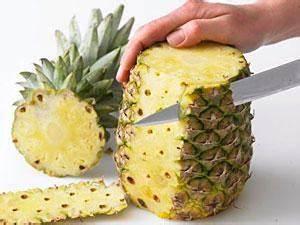 Ananas Schneiden Gerät : kochtipps ananas schneiden ~ Watch28wear.com Haus und Dekorationen