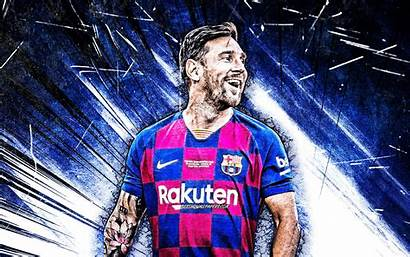 Messi 4k Barcelona Fc Leo Lionel Abstract