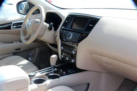 nissan pathfinder 2014 interior 2014 nissan pathfinder s interior top auto magazine